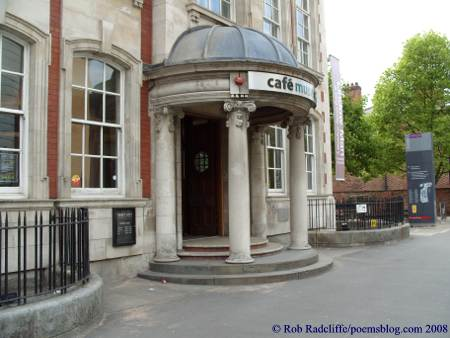 cafe muse manchester oxford road